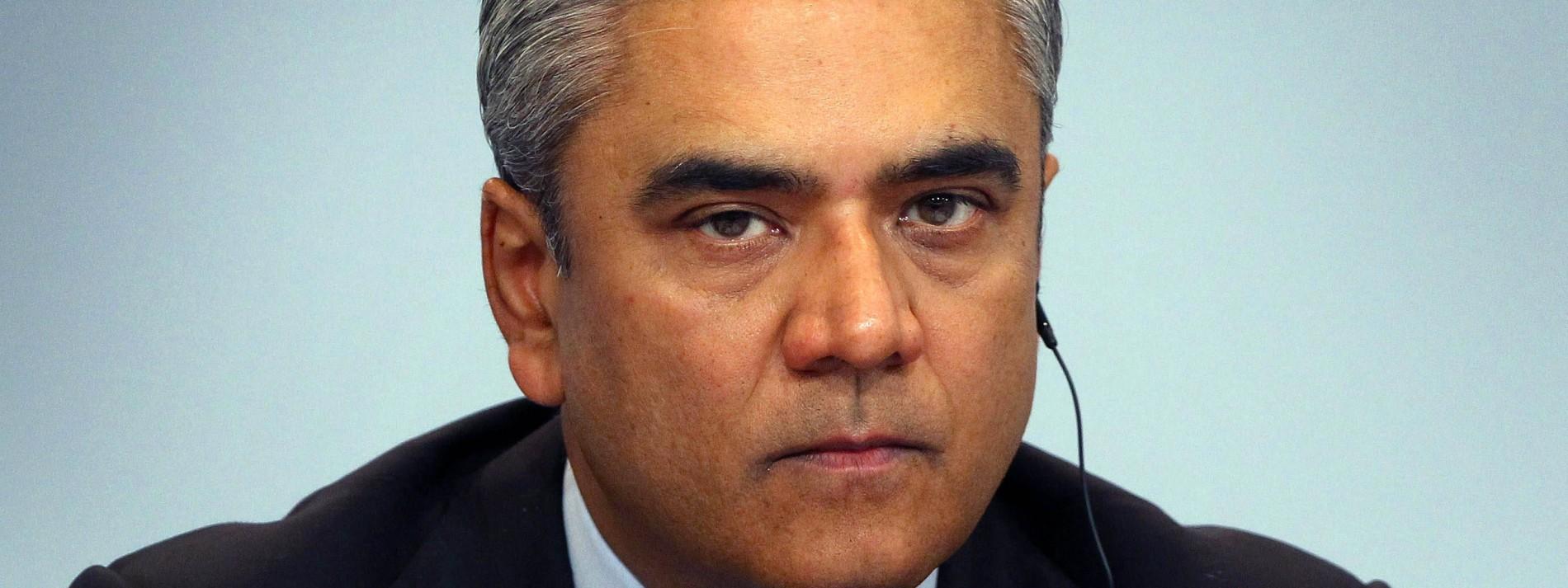Anshu Jain geht ins Silicon Valley