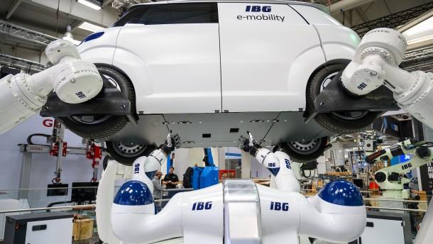 Die Welt der autonomen Roboter rückt näher