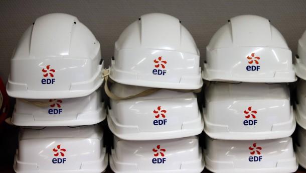 EdF will acht Atomkraftwerke verkaufen