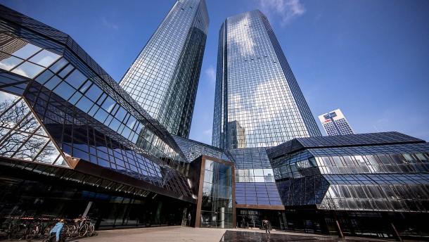 Deutsche Bank baut weitere 350 Stellen ab