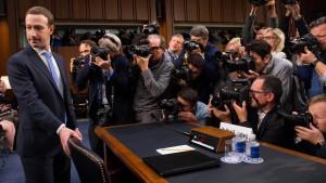 Verfassungsschutz nicht überrascht über Facebooks Datenaffäre