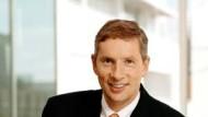Ab 28. Januar ist er offiziell der neue Siemens-Chef: Klauf Kleinfeld