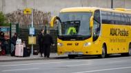 Die Post fährt jetzt alleine Fernbus