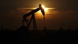 Ölpreis sinkt deutlich unter 70 Dollar