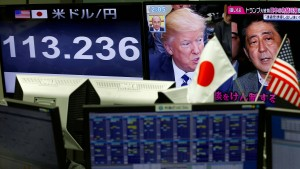 Japan wehrt sich gegen Trumps Vorwürfe
