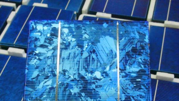 Bosch greift nach Aleo Solar