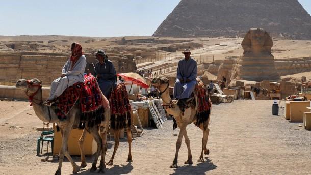 Ägypten spaltet die Reisebranche