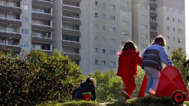 Die Grenzen des sozialen Wohnungsbaus