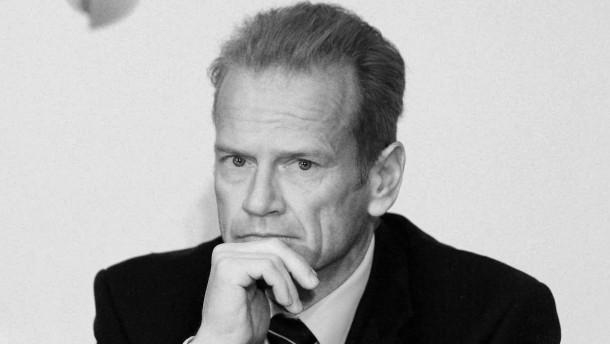 Swisscom-Chef Carsten Schloter ist tot