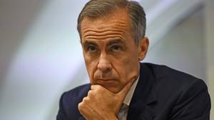 Stimmung britischer Manager kippt