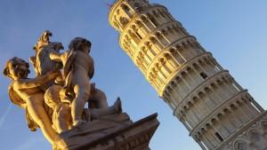 Italien gerät in den Blickpunkt
