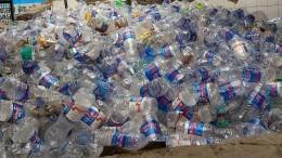 Nach China gelangt nur noch halb so viel Müll wie bisher