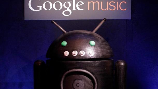 Google startet Online-Musikshop in Amerika