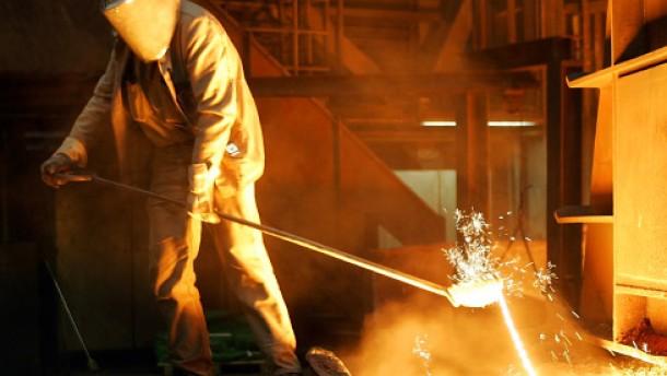 5,2 Prozent mehr Lohn für die Stahlkocher