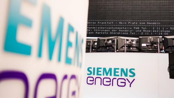 Siemens Energy streicht Tausende Stellen