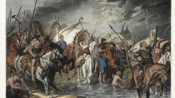 Die Völkerwanderung