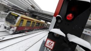 Berliner S-Bahn-Chaos kostet 700 Millionen Euro