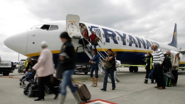 Ryanair dünnt deutsches Streckennetz aus