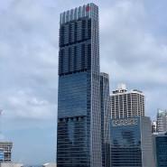 Das Tanjong Pagar Centre ist das höchste Gebäude in Singapur.