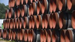 Kreditgeber Uniper hält Scheitern von Nord Stream 2 für möglich