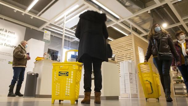Millionenbuße für Ikea in Frankreich