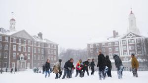 Elite-Universitäten schwimmen im Geld