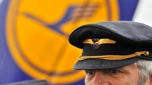 Lufthansa-Piloten streiken für mehr Gehalt