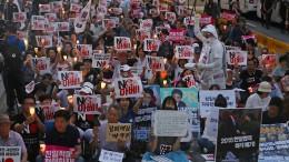 Nächste Runde im Handelsstreit zwischen Japan und Südkorea