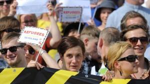 Osteuropa lässt Flüchtlinge abblitzen