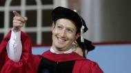 Wird nachdenklicher: Mark Zuckerberg