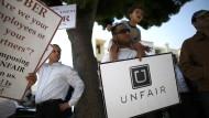Kalifornien stuft Uber-Fahrer als Angestellte ein