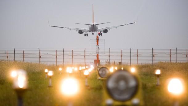 Milliardenhilfe für deutsche Flughäfen