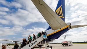 Regionalflughafen Lübeck meldet Insolvenz an