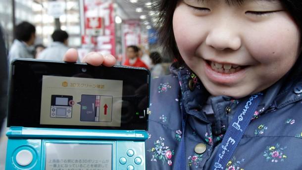 Nintendo verkauft weniger, der Gewinn sinkt