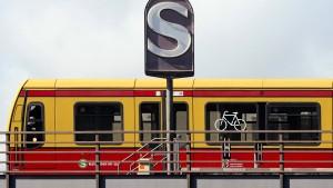 Zugpendler kommen weitgehend pünktlich an