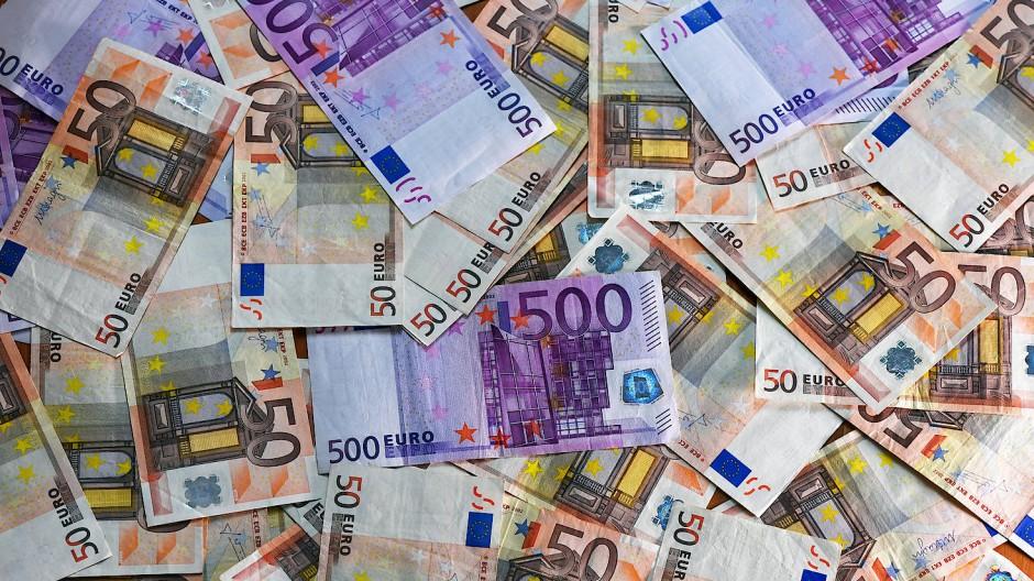 Eine Billion Euro sind verdammt viel Geld.
