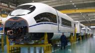 Deutsche Bahn will Züge bald in China kaufen