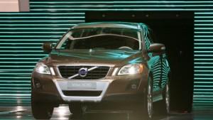 Volvo erleidet Verlust von 105 Millionen Euro