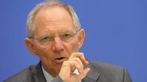 Schäuble geht auf kleinere Betriebe und die FDP zu