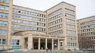 Nimmt auch am Programm teil: Die Frankfurter Goethe-Universität