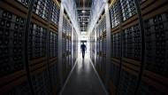 Facebook baut ein Öko-Rechenzentrum in Europa