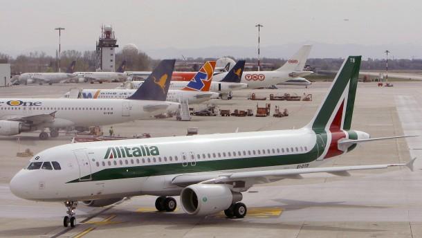 Alitalia steht vor dem Aus