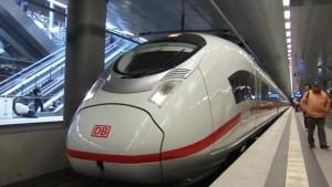 Wird der ICE zum TGV?