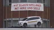 Letzter Opel vom Band gelaufen