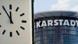 Karstadt-Interimschef tritt ab