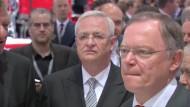 Volkswagen bereitet sich auf Ära nach Piech vor