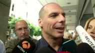 Dax und Varoufakis reagieren auf Entwicklungen in Griechenland