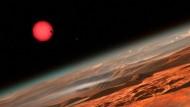 Drei neue erdähnliche Planeten entdeckt