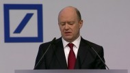 Deutsche Bank setzt auf Neuanfang