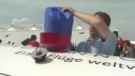 Der Flugzeugtreibstoff der Zukunft